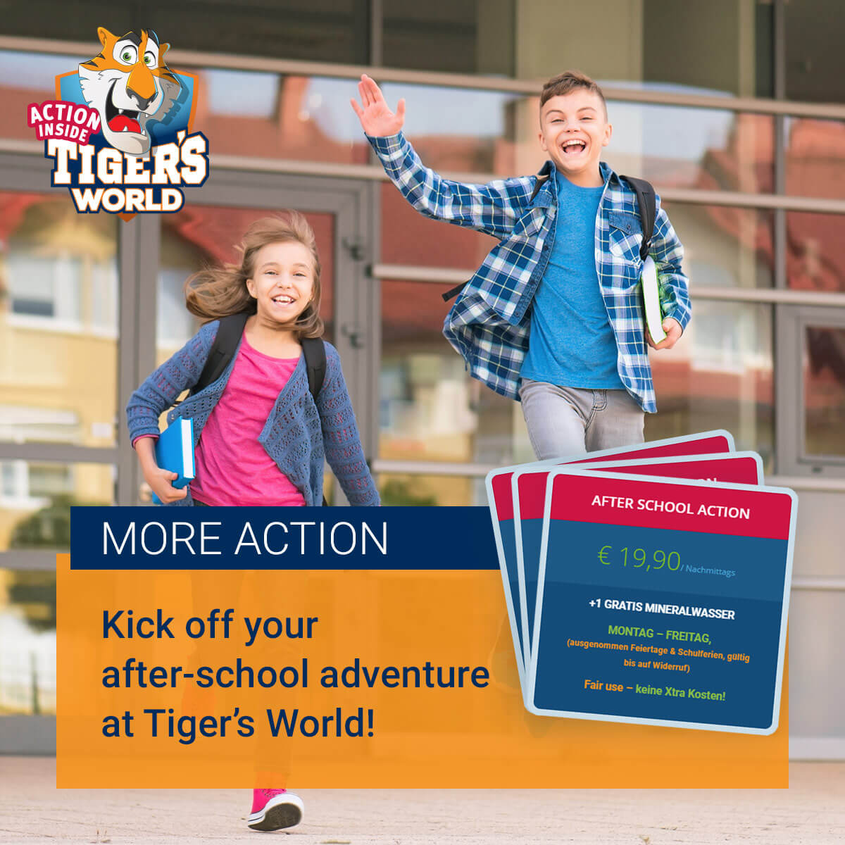 Tiger's World After-School Special!